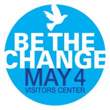Kent State University May 4th Visitors Center logo