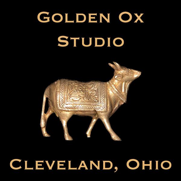Golden Ox Studio logo